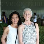 Winnie Chen and Martha Newman.