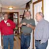 Greg Roach, Ken Gierloff, and Bob Cunningham