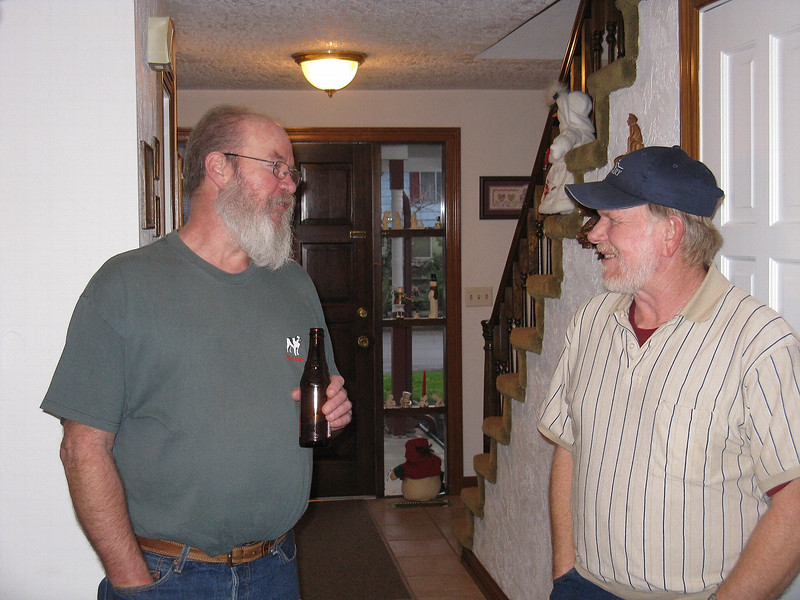 Ken Gierloff and Rick Watson.