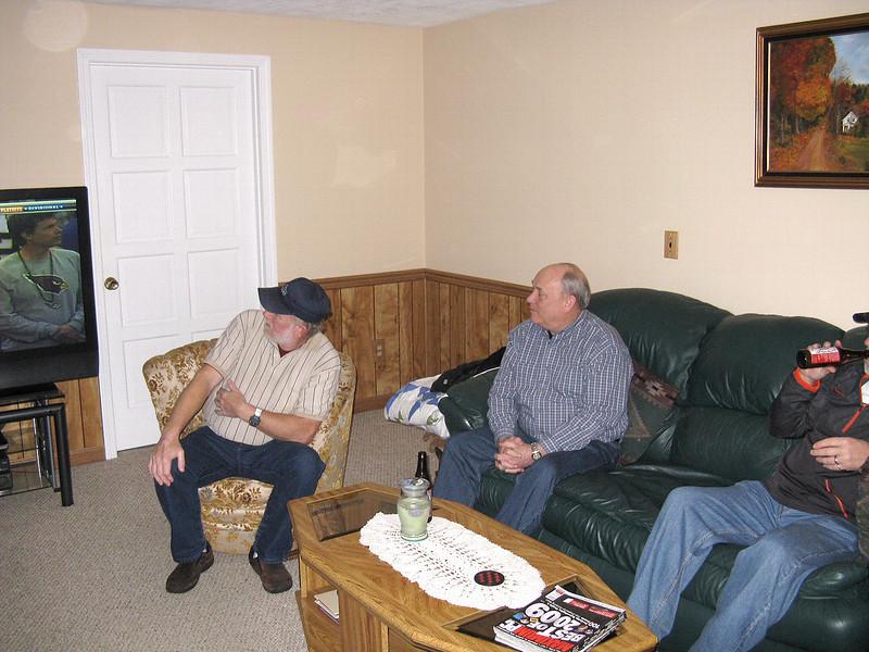 Rick Watson and Bob Cunningham