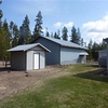 shop and storage shed