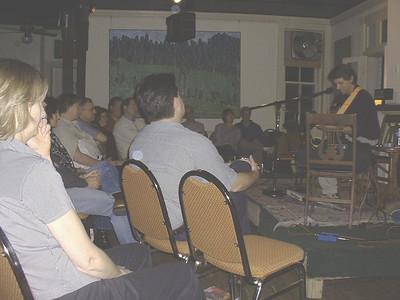 2003 05-03 Bill Mize