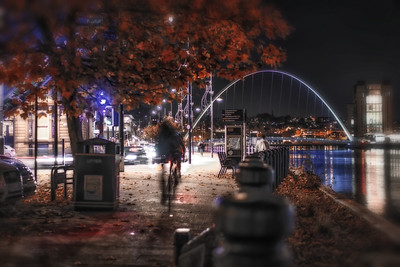 Autumn Quayside