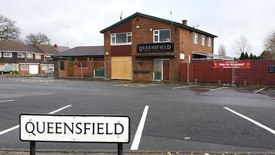 The Queensfield Pub, Upper Stratton Swindon 2014.