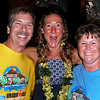 Tom and Carolyn with the awesome women's World Champoin Chrissie Wellington.  She is super friendly and very inspiring.