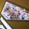 Stair of Wonders exhibits