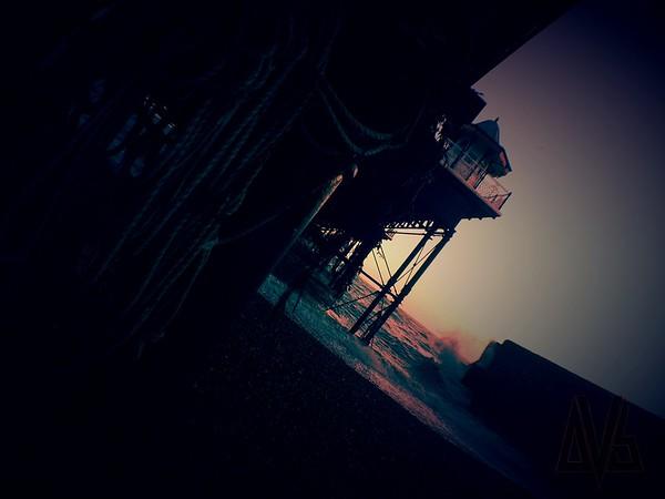 Brighton Dusk