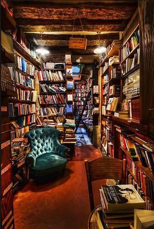 A Tiny Old Bookshop