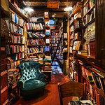 A Tiny Old Bookshop