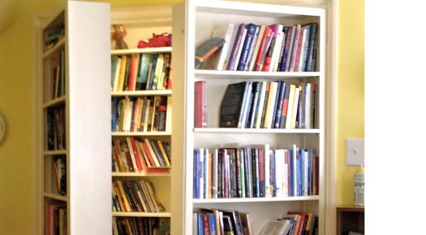 Deep Book Storage/Display