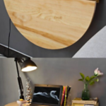 Drop down desk or table