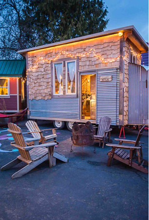 Motel of Tiny Houses