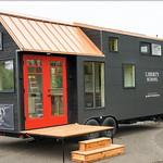 Wine-tasting Tiny House