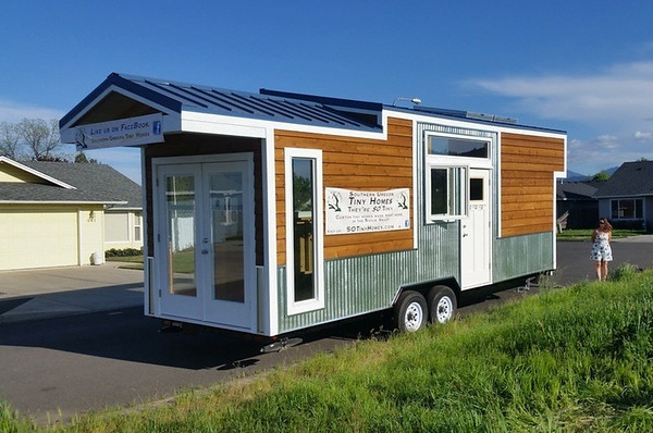 Tiny House shell for sale in Oregon