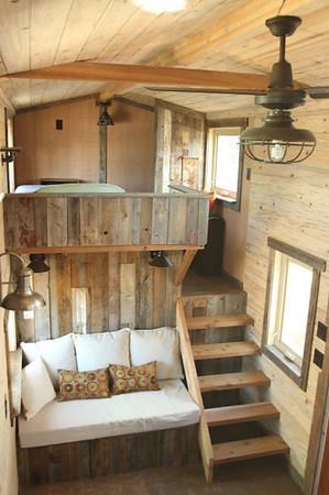 Low loft.