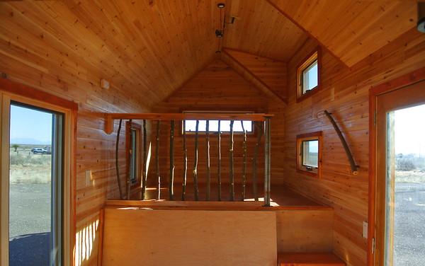 Loft Office? Works with gooseneck trailer