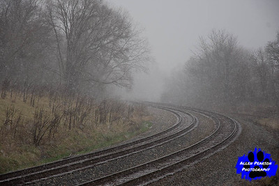 Snow Flurries in Shenandoah Junction, WV