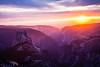 Yosemite Valley Sunset