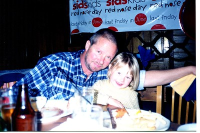 Mick and Maddy 2002