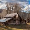Picturesque Vintage Barn in Pyramid Colorado