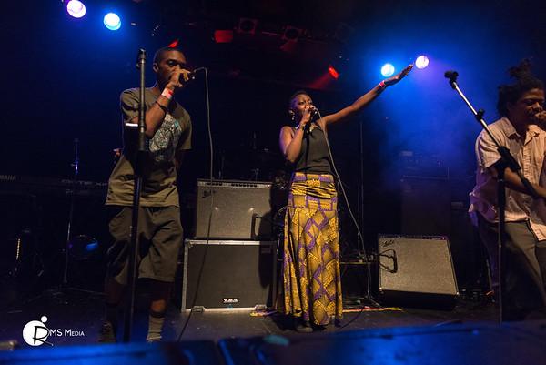 The Red, Gold and Green Machine | Victoria Ska & Reggae Fest | Victoria BC
