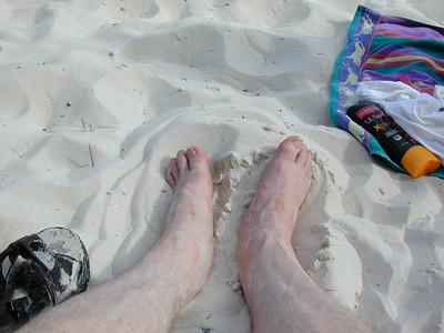 Kenny's Feet