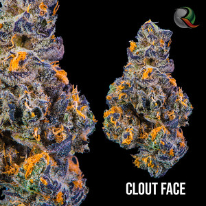 clout face