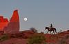 Moab Moonrise-