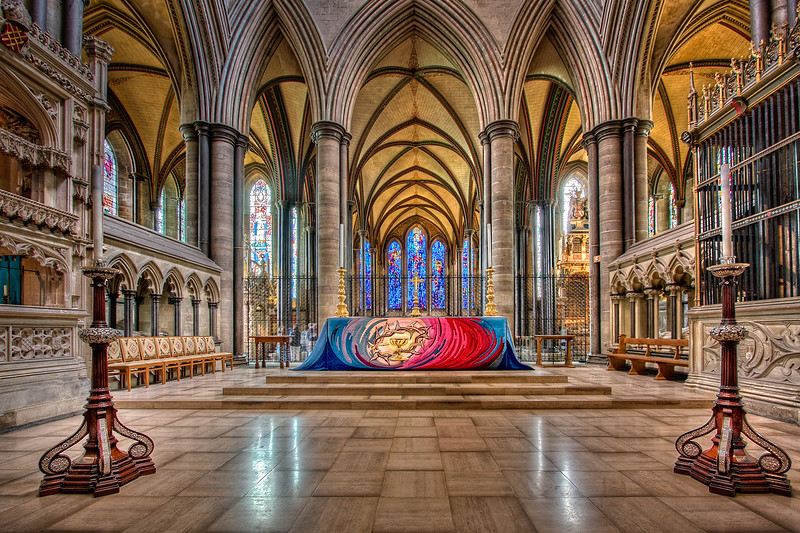 Sailisbury Cathedral