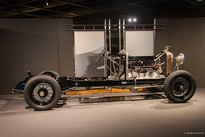 1928 H6C Chassis Hispano-Suiza