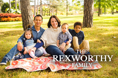 The Rexworthy Family