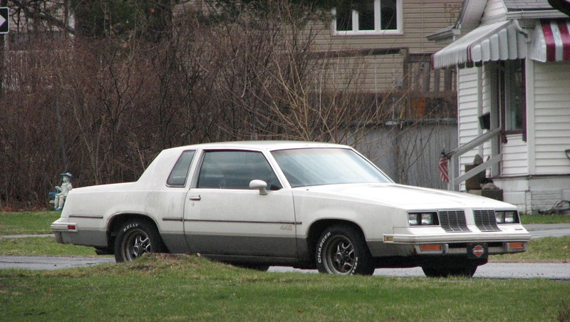 My 1985 Olds 442.
