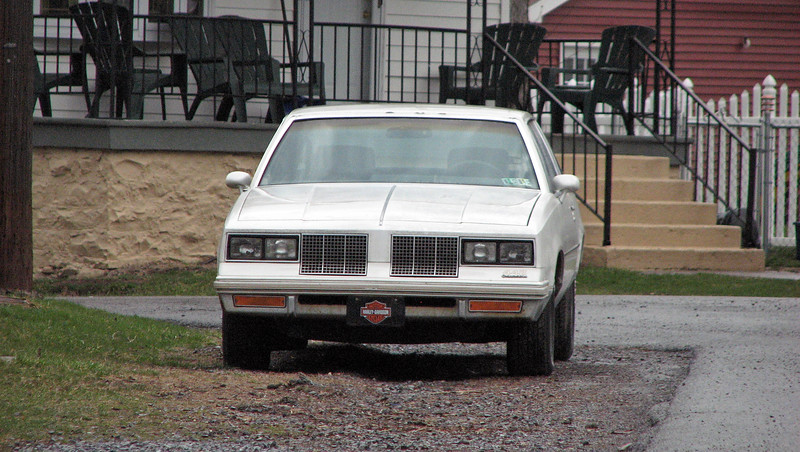 I owned the car from June 1985 until December 1991.