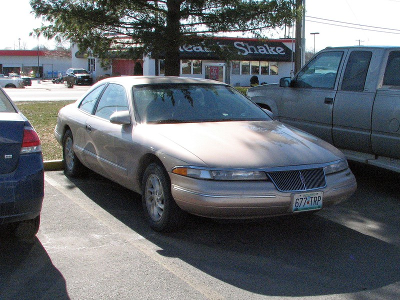 January 24, 2008:  After an extensive search, the time had come to trade the Lincoln Mark VIII in.