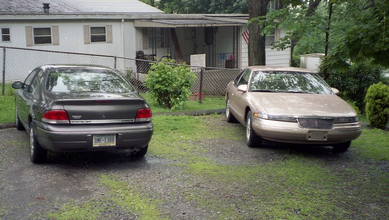 I sold the Caddy to a coworker at Bedford Ford on the previous day and purchased the Mark VIII the next morning.