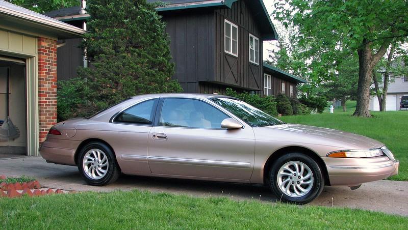 1996 Lincoln Mark VIII, 117k miles.