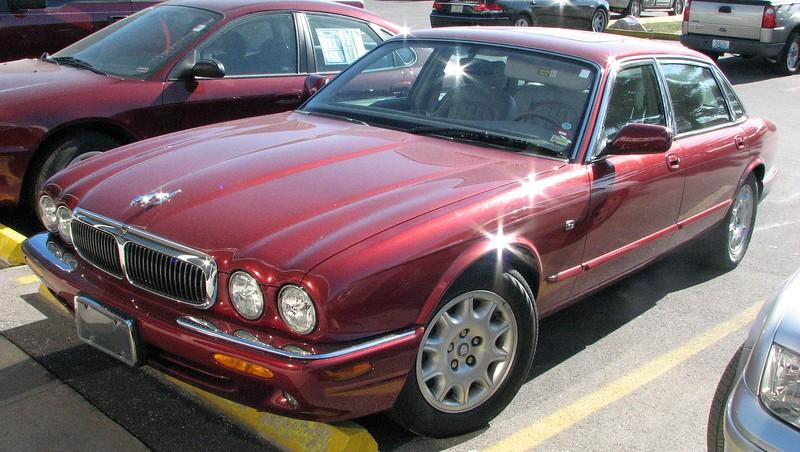 1998 Jaguar XJ8-L with 47k original miles.