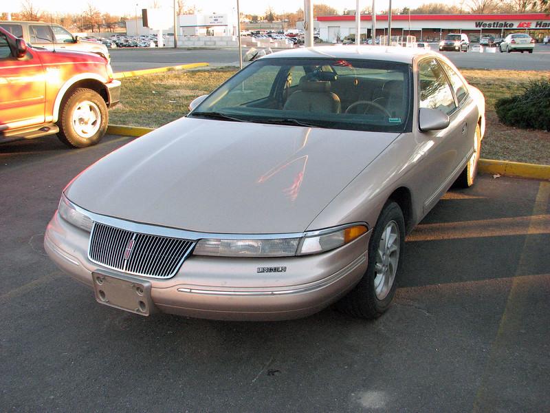 The Mark VIII was an awesome car.  I'd own another one.