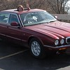 The first thing we did, naturally, was take the new Jag for a cruise to the Lake of the Ozarks area.  My wife was especially happy with the moonroof.