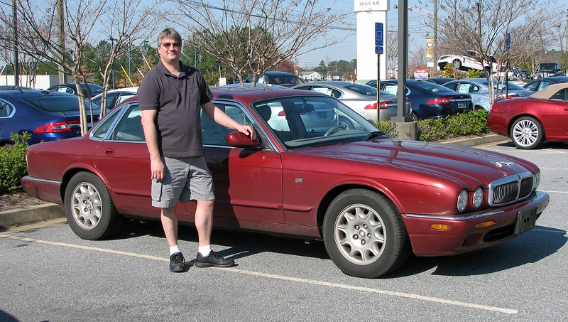 There is something about a Jaguar that makes me smile, which I did in spite of the issues right up until I handed over the keys.