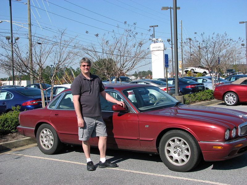 "Just as the purchase of a new car is a significant experience for me, so is the ""letting go"" of the old car."