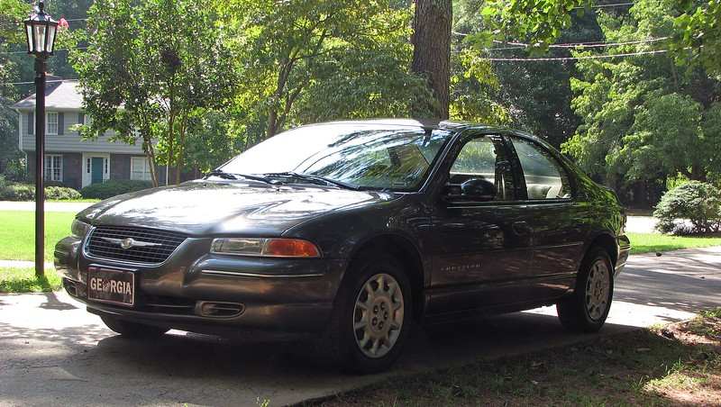 2000 Chrysler Cirrus, 58k original miles.
