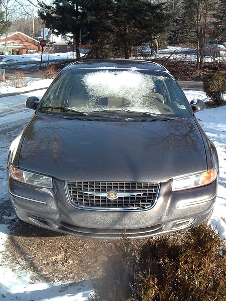2000 Chrysler Cirrus, 12k original miles.