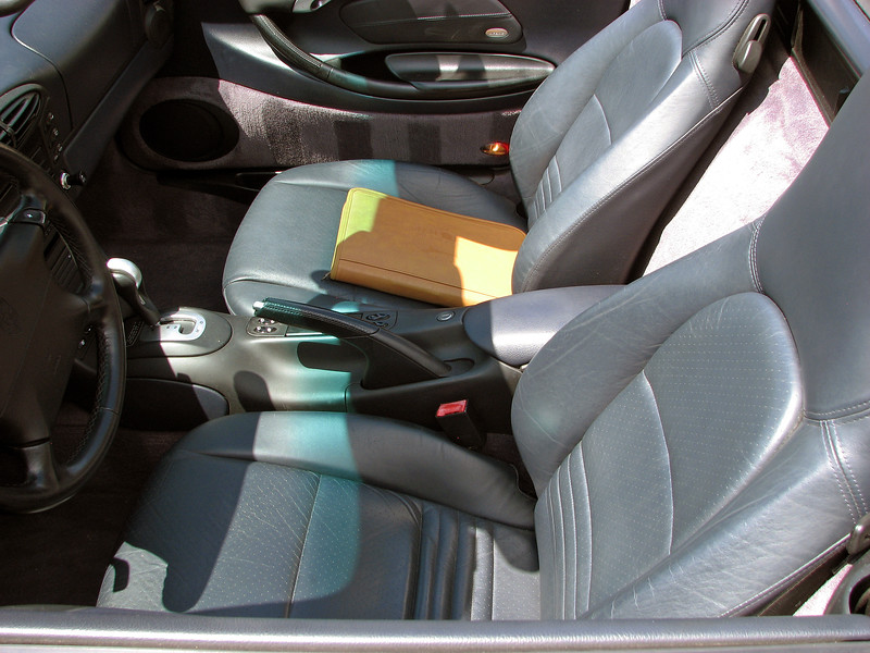 """During a previous test drive of a Boxster a few years earlier, I referred to the seating as """"firm"""" and """"not the most comfortable"""" I have experienced.  But Porsche engineers designed a seat that fits perfectly in all the right places.  It is extremely supportive, especially in the lower back area."""