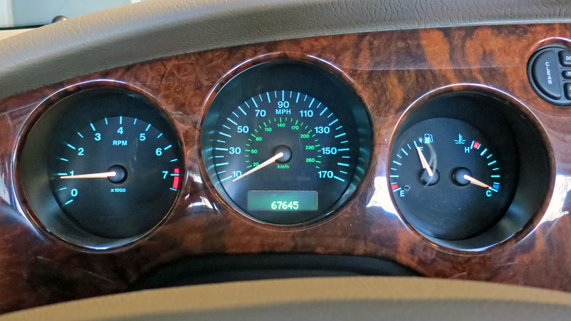 I sent the Jag back to Hennessy Jaguar in Atlanta to have the inop. fuel gauge issue resolved.  It took a while for the issue to show itself, naturally.  The culprit was eventually found to be a faulty sending unit.  This is a known issue with Jags of this vintage.