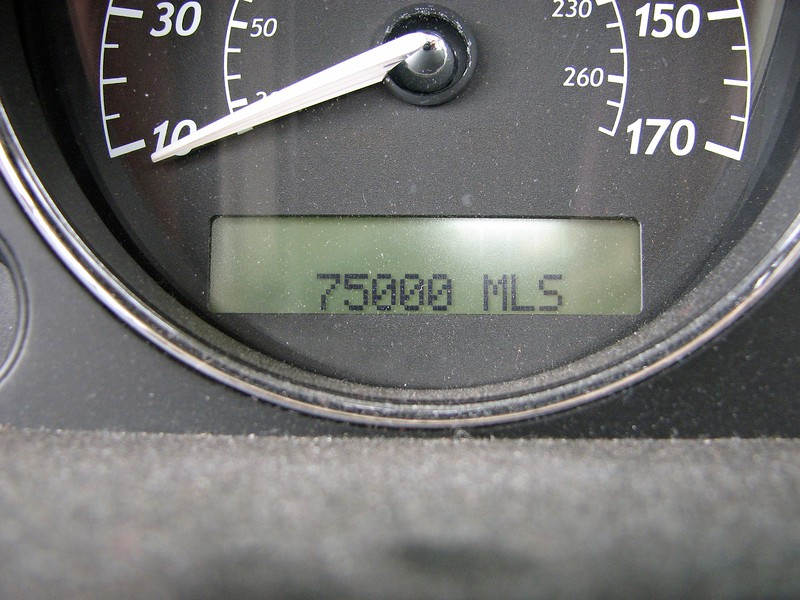 I've had the car since March 2010 and have added about 23k miles to the odometer reading.  Multiple trips home to Pennsylvania during my mom's illness and subsequent passing accounted for the bulk of the miles.