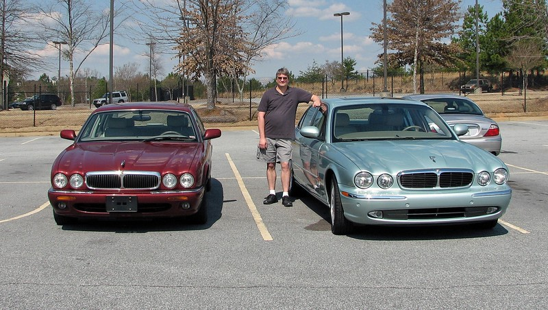 My first Jaguar ownership experience evolved into something very pleasant despite a shaky start with the '98.  The water pump failed after the first month.  That was followed by a couple of fuel sending unit issues and an ABS module failure.  Even so, I drove this car for a little over two years, adding 44,000 miles to the odometer, all of which were smooth, comfortable, and quiet.  There is something about a Jaguar that makes me smile, which I did in spite of the issues right up until I handed over the keys.
