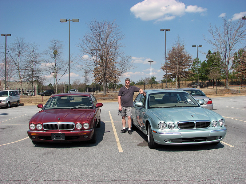 "We arrived at Hennessy Jaguar on Saturday, March 20, 2010 to pick up the new car.  Just as the purchase of a new car is a significant experience for me, so is the ""letting go"" of the old car."