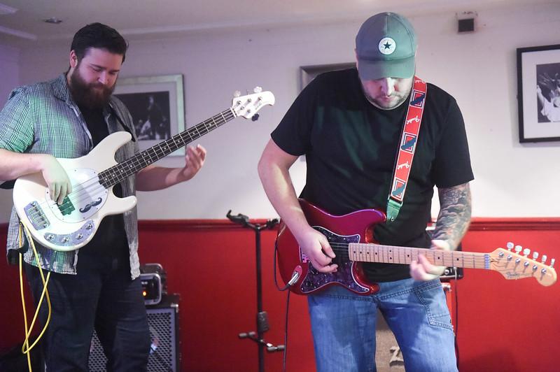 The Rising Rock Band