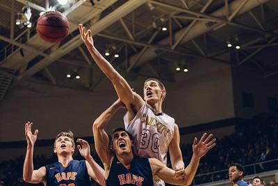 The Rivalry - Men's Varsity Basketball